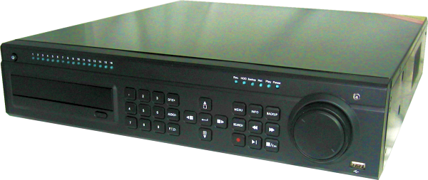 Premium 8CH H.264 Full D1 Resolution Real-Time DVR