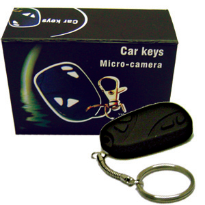 Key Fob Spy Camera DVR