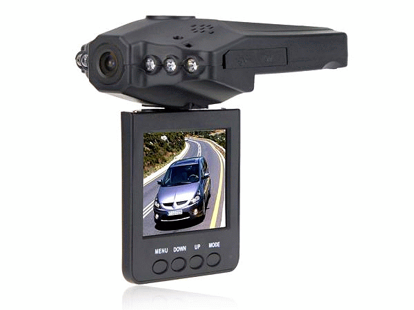 "2.5"" TFT LCD 6 LED Car HD Mini DVR Night Vision"