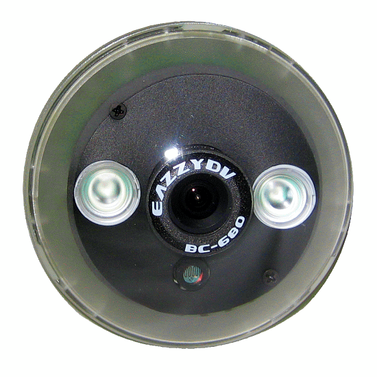 Bulb DVR Camera, support MicroSD Card 2G-32GB, motion detection