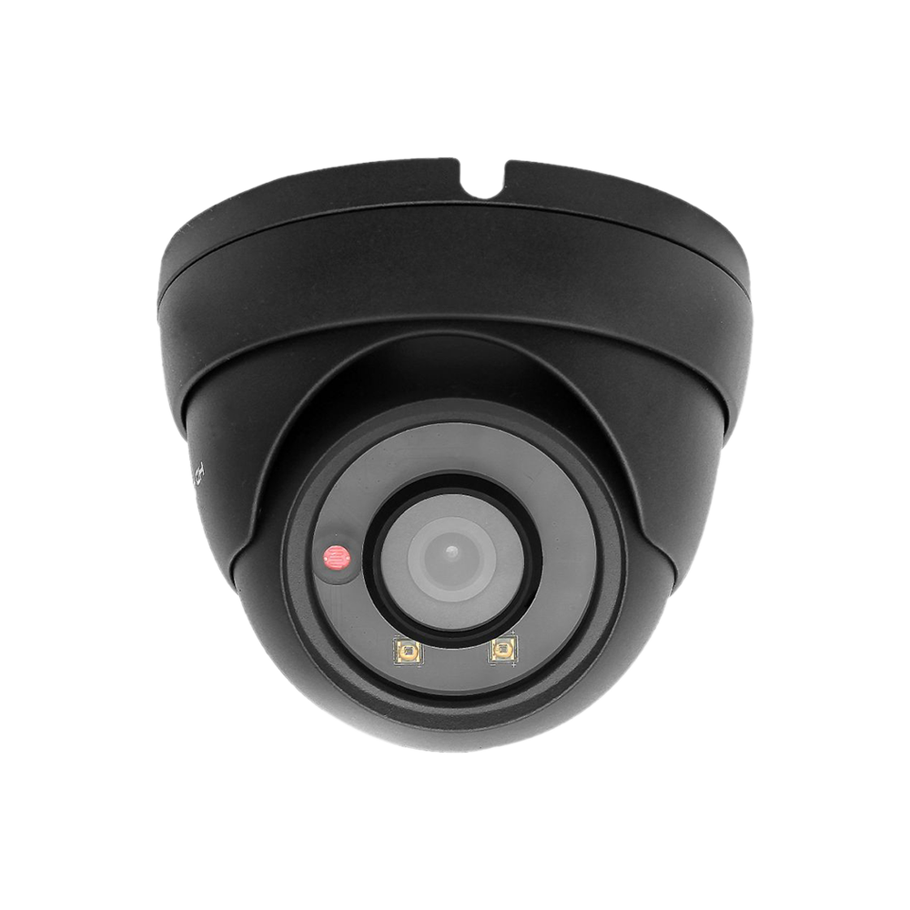 eSecure AHD/HD-TVI/HD-CVI/960H 5MP IR Eyeball Dome Gray