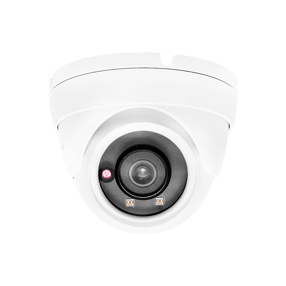 eSecure AHD/HD-TVI/HD-CVI/960H 5MP IR Eyeball Dome White