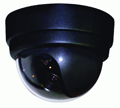 Indoor Vari-Focal Dome, Sony 960H CCD, Effio DSP, 700TVL, 4-9mm,