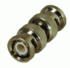BNC Coupler, Male to Male