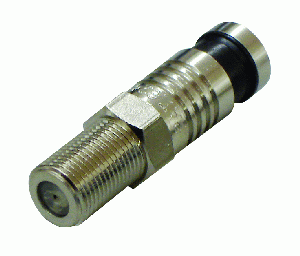 Compression Type Connector, F-Female, RG59