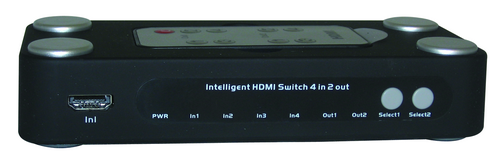 HDMI 4x2 Matrix (4-in, 2-Out) v1.4