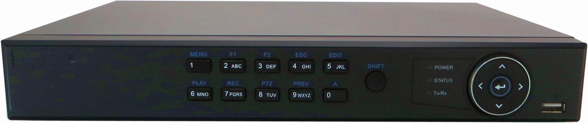 eSecure 8 Channel Tribrid DVR: HD-TVI / Analog 960H / IP Hybrid