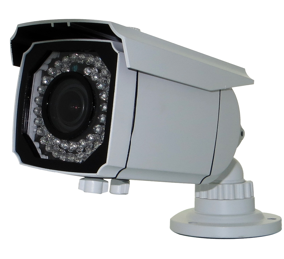 1080P HDCVI Outdoor IR Bullet Camera, 48 LED, 2.8-12mm, 125FT
